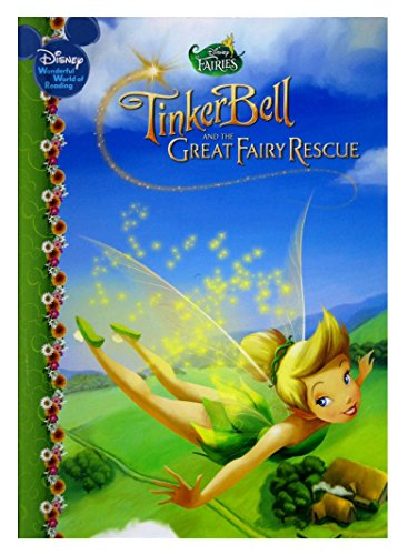9781906965440: Tinker Bell and the Great Fairy Rescue (Disney Wonderful World of Reading)