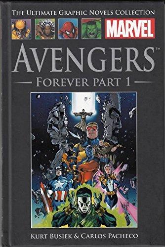 9781906965747: Avengers Forever: Part 1