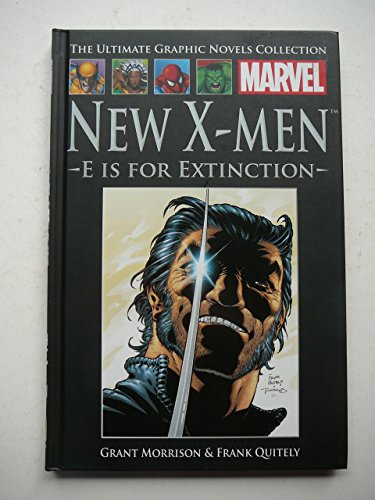 9781906965792: New X-Men: E is for Extinction (The Marvel Graphic Novel Collection)