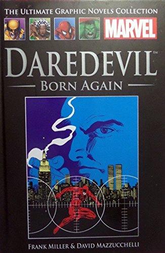 9781906965822: Daredevil: Born Again (The Marvel Graphic Novel Collection)