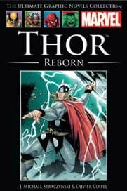 9781906965921: Thor: Reborn (The Marvel Graphic Novel Collection)