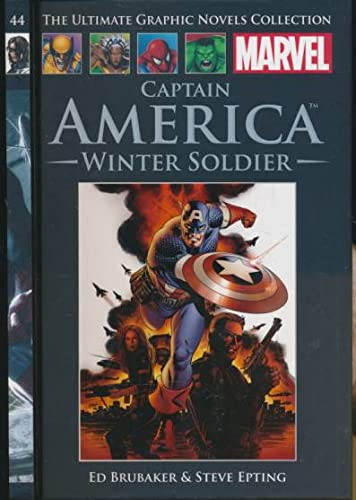 9781906965938: Captain America: Winter Soldier (The Marvel Graphic Novel Collection)