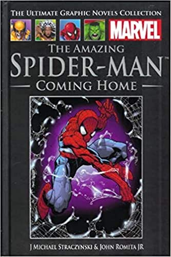 9781906965945: The Amazing Spider-Man: Coming Home (The Marvel Graphic Novel Collection)