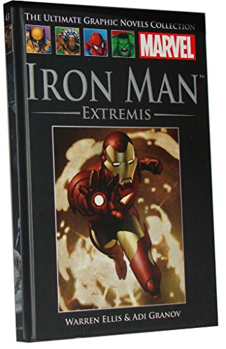 9781906965969: Iron Man: Extremis (The Marvel Graphic Novel Collection)