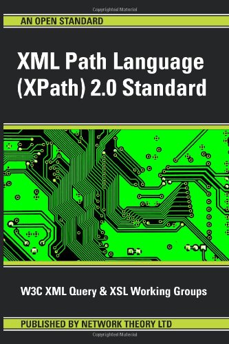 9781906966010: XML Path Language (Xpath) 2.0 Standard