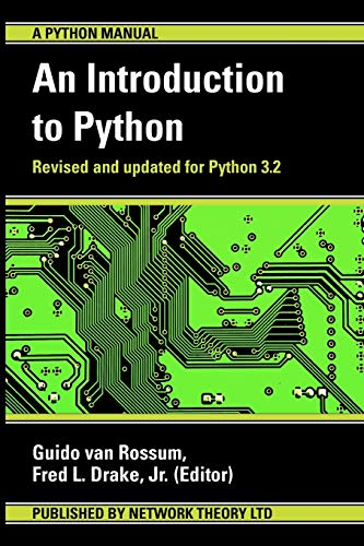 9781906966133: An Introduction to Python