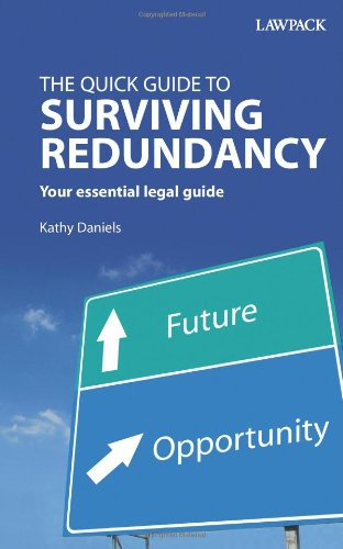 9781906971403: The Quick Guide to Surviving Redundancy