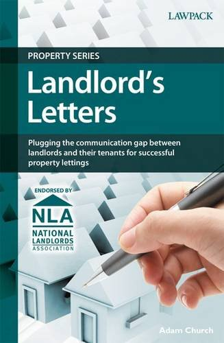 9781906971786: Landlord's Letters: Plugging the Communication Gap Between Landlords and Their Tenants for Successful Property Lettings