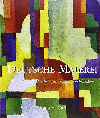 9781906981976: Deutsche Malerei: Von der Renaissance zum Expressionismus