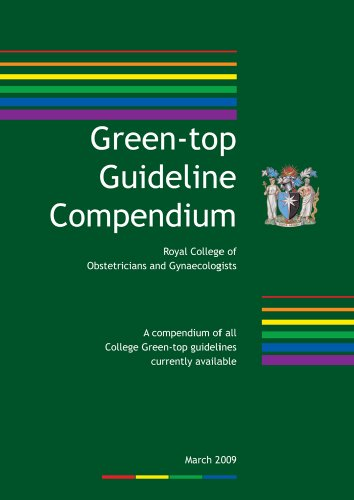 9781906985127: Green-top Guideline Compendium