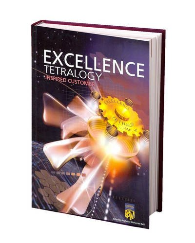 9781906993047: Inspired Customer (Excellence Tetralogy)