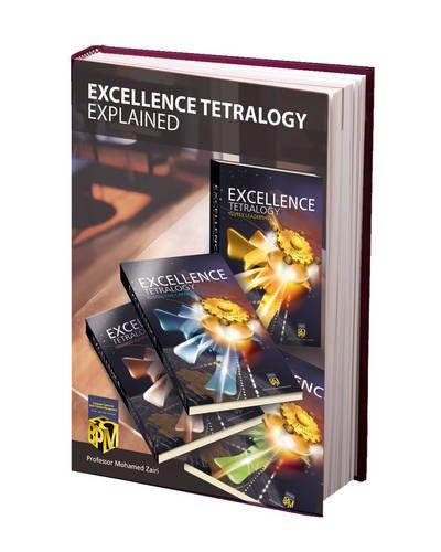 9781906993085: Excellence Tetralogy Explained