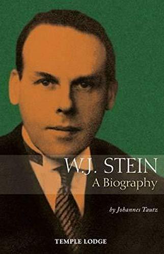 W. J. Stein: A Biography: Johannes Tautz