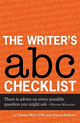 9781907016196: The Writer's ABC Checklist (Secrets to Success)