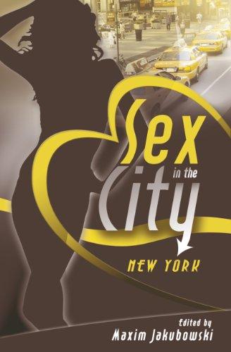9781907016240: Sex in the City - New York (Destination Erotica - New York)