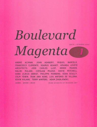 9781907020049: Boulevard Magenta: Summer 2009 Issue 1
