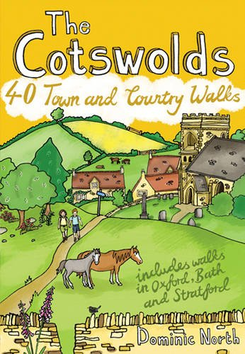 9781907025198: The Cotswolds: 40 Town and Country Walks