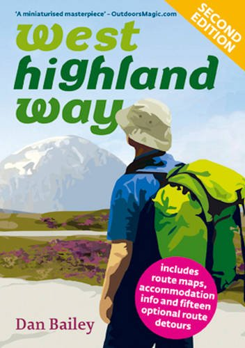 West Highland Way (9781907025389) by Dan Bailey