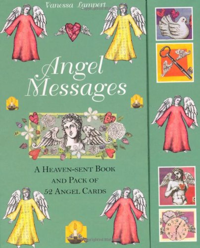 9781907030581: Angel Messages: A Heaven-sent Book and Pack of 52 Angel Cards