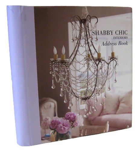 Shabby Chic Large Address Book