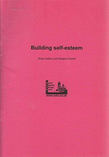 9781907036125: Building Self-Esteem