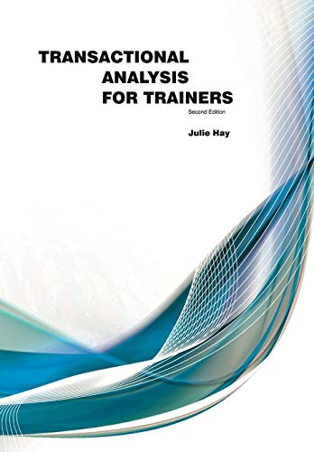9781907037009: Transactional Analysis for Trainers