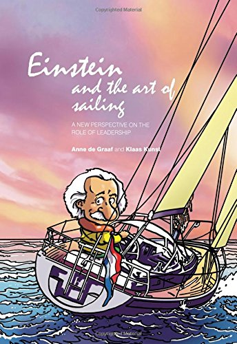 9781907037030: Einstein and the Art of Sailing: A New Perspective on the Role of Leadership