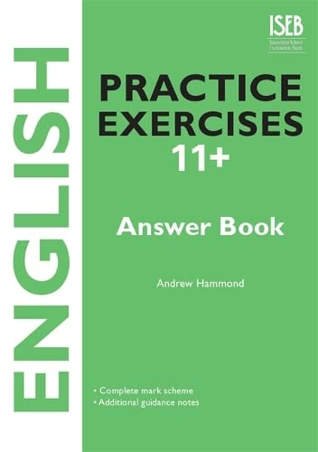 9781907047848: English Practice Exercises 11+ Answer Book: Practice Exercises for Common Entrance Preparation
