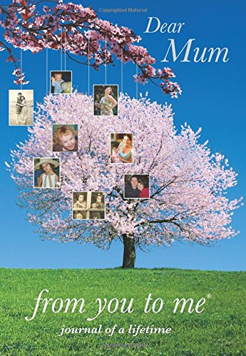 9781907048005: Dear Mum, from you to me Tree design (Journals of a Lifetime)