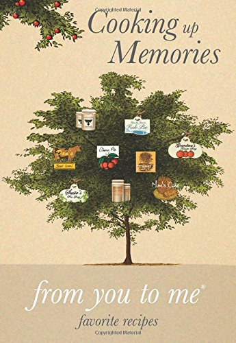 9781907048388: Cooking up Memories, from you to me : Memory Journal capturing recipes along with stories & memories of your life with cooking