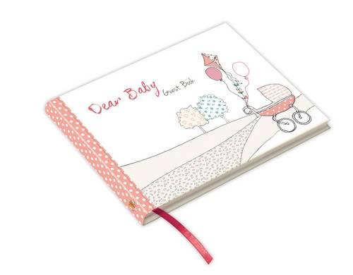 9781907048517: Dear Baby ... guest book (Pink) : Capture those messages of love & congratulations when a baby is introduced to the world - Baby Shower (From You to Me Journals)