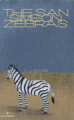 9781907056222: The San Simeon Zebras (Salmon Poetry)