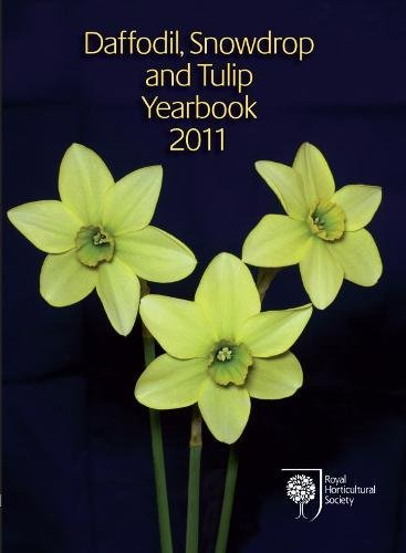 9781907057229: Daffodil, Snowdrop and Tulip Yearbook 2011