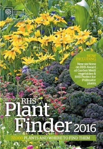 RHS Plant Finder 2016