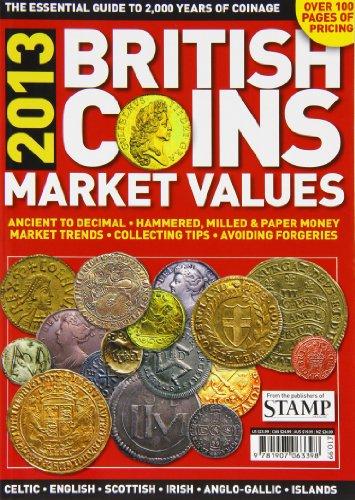 9781907063398: British Coins Market Values 2013
