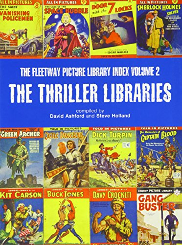 9781907081057: The Thriller Libraries, Vol. 2: Fleetway Picture Library Index
