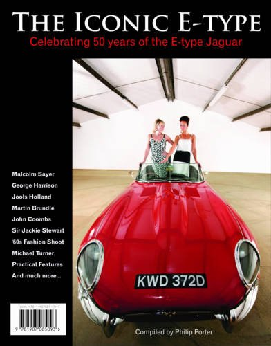 9781907085093: The Iconic E-type