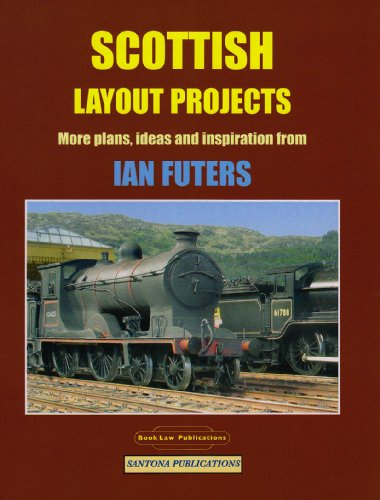 9781907094194: Scottish Layout Projects: More Plans, Ideas and Inspiration from Ian Futers