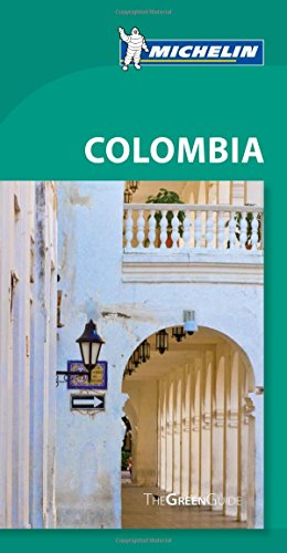 9781907099106: Green Guide - Colombia (Michelin Green Guides)