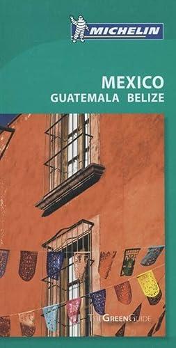 9781907099151: Michelin Green Guide Mexico (Green Guide/Michelin)
