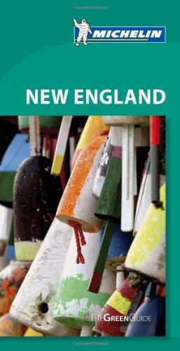 Michelin Green Guide New England (Green Guide/Michelin): Michelin Travel & Lifestyle
