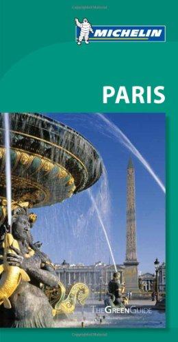 9781907099175: Michelin Green Guide Paris (Green Guide/Michelin)