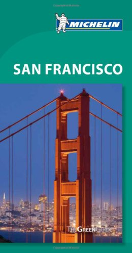 9781907099274: The Green Guide San Francisco (Michelin Green Guides)