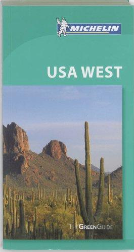 9781907099298: Michelin Green Guide USA West (Green Guide/Michelin)