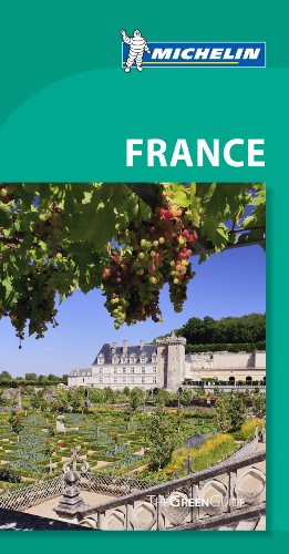 9781907099526: Michelin Green Guide France (Green Guide/Michelin)