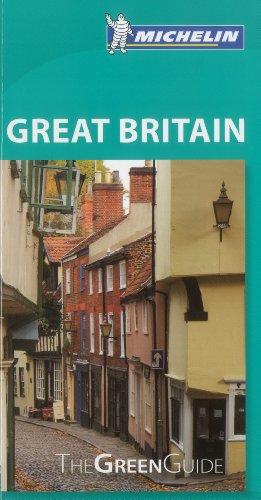 9781907099564: Michelin Green Guide Great Britain (Green Guide/Michelin)