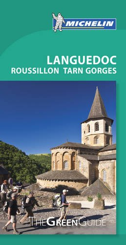 Michelin Green Guide Languedoc Roussillon Tarn Gorges (Green Guide/Michelin): Michelin Travel ...