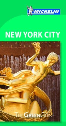 Michelin Green Guide New York City (Green: Michelin Travel &