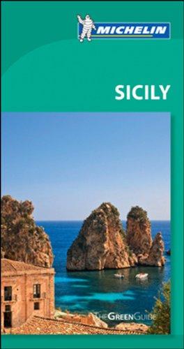9781907099670: Michelin Green Guide Sicily (Green Guide/Michelin)