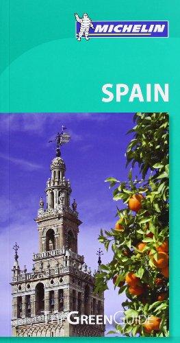 9781907099687: Michelin Green Guide Spain (Green Guide/Michelin)
